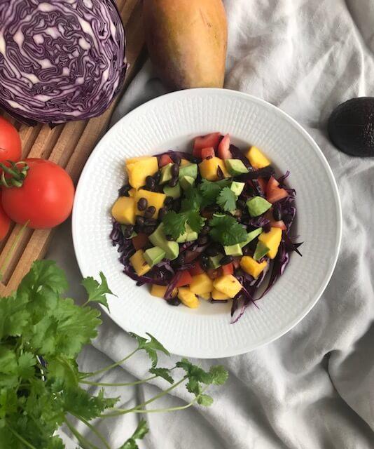 Svarta bönor- snabb nyttig mat
