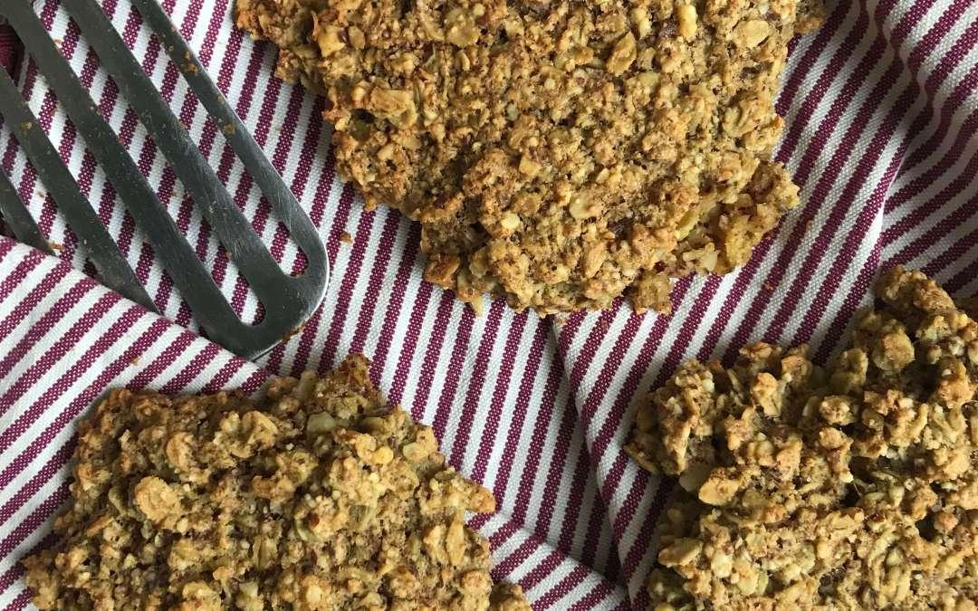 Glutenfria scones till helgen