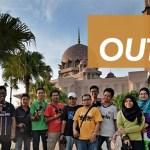 Jom Outing 2 di Taman Tasik Perdana