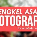Promosi Bengkel Asas Fotografi 2014