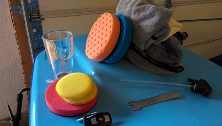 Buffing Pads and Cloths