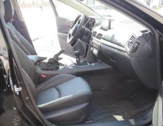 Mazda-3 Passenger Side