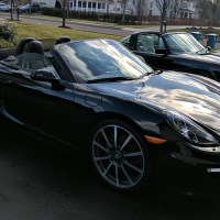 10,000 Miles on a Porsche Boxster Black Edition
