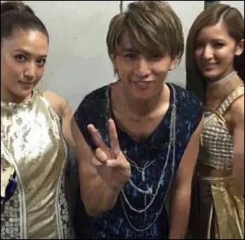 藤井流星さんの妹の藤井萩花さんと藤井夏恋さん
