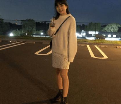 としみつと彼女の沖田愛加が沖縄旅行