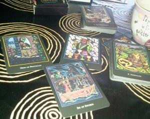 World Spirit tarot spread