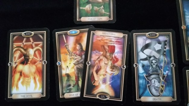 Tarot Card Combinations that Show Cheating - Tarot Study