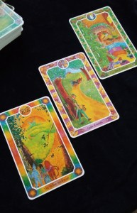 3-card tarot spreads