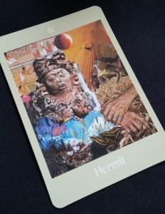 Tarot Numerology 9 Hermit
