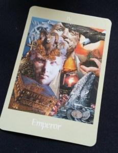 Tarot Numerology Emperor
