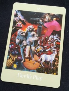 Tarot Numerology The Devil