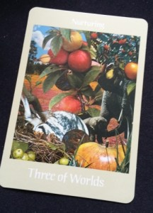 Tarot Numerology Three of Pentacles