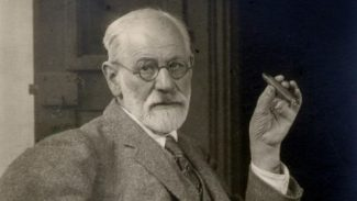 Sigmund Freud in 1929