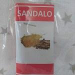 Polvo de Sándalo