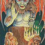 15 The Devil The Hanson-Roberts Tarot deck