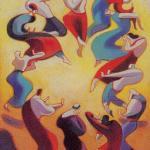 Dante Tarot by Giordano Berti and Andrea Serio