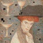 43 8 of Cups The Golden Tarot of Klimt by Atanas Alexander Atanssov