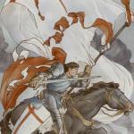 61 Knight of Swords