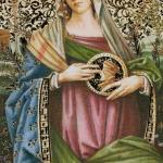 The Goldenes Botticelli Tarot deck