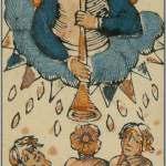 Ancient Tarot of Bologna 21
