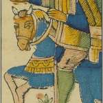 Ancient Tarot of Bologna 34