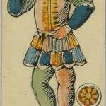 Ancient Tarot of Bologna 48