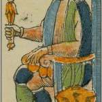 Ancient Tarot of Bologna 5