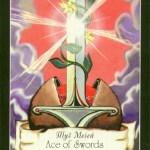 Aquarius Era Tarot deck sA