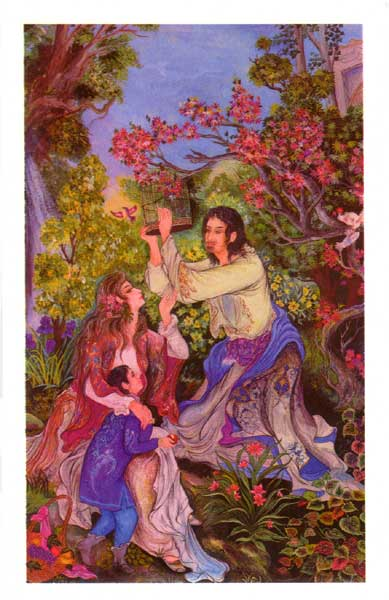 Farshian Fortune telling Cards