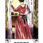 Gypsy fortune telling cards
