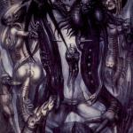 Baphomet - H.R. Giger Tarot