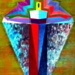 Michaël Bellon's Tarot 13 Metamorphosis (Death)