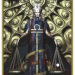 Night Sun Tarot deck