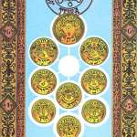 The Stairs of Gold Tarot deck