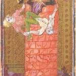 Visconti-Sforza Tarot _16_-_The_Tower