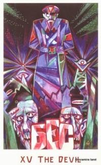 BORN in the USSR Tarot