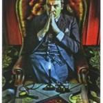 The Sherlock Holmes Tarot deck (1)