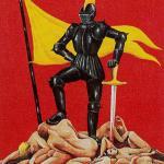 61 Knight of Swords The Barbara Walker Tarot deck