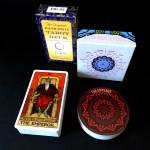 Tarot of Cyclicity 04 The Emperor