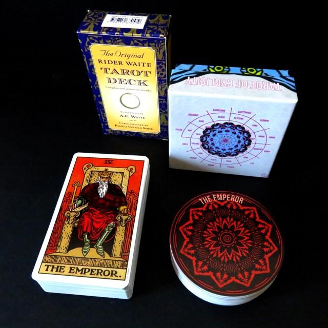 Tarot of Cyclicity The Emperor