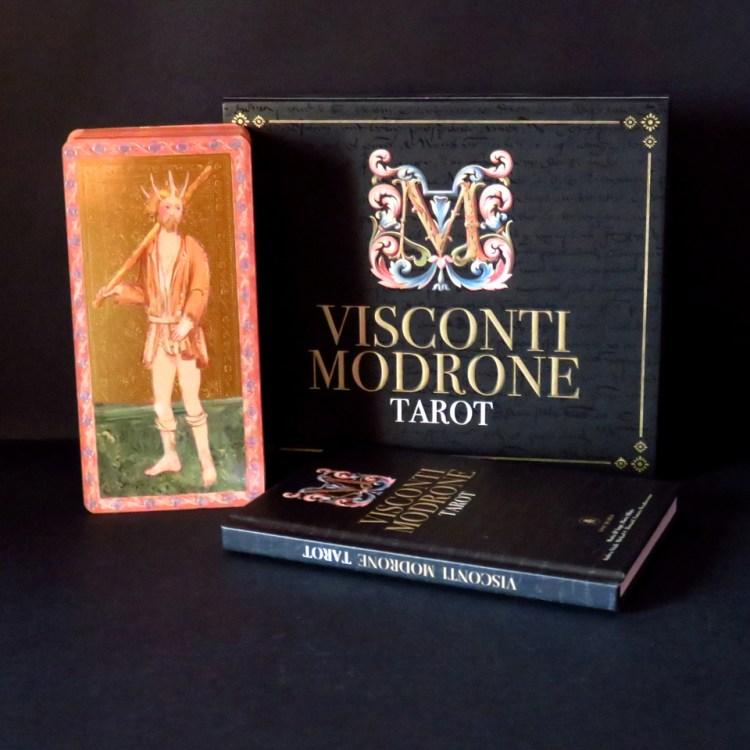 Visconti Modrone Tarot 2019