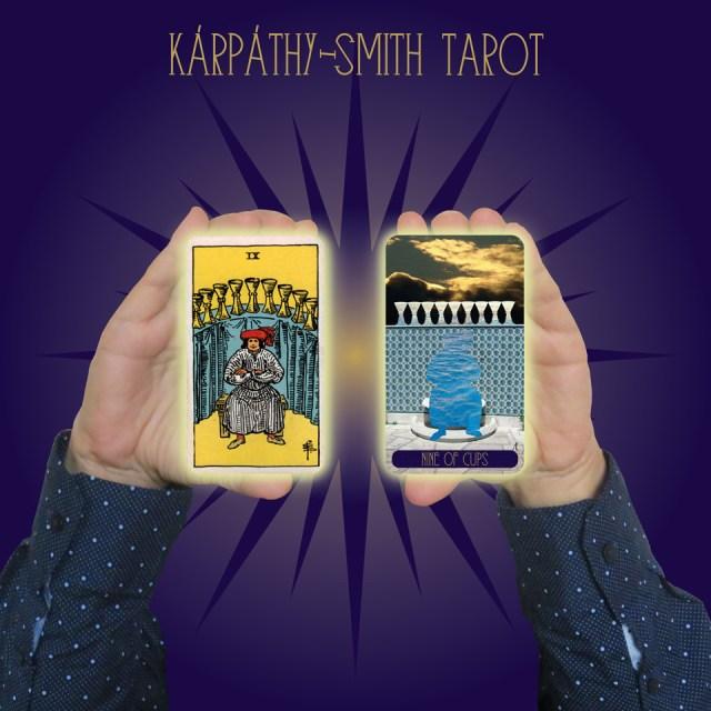 Karpathy-Smith Tarot Nine of Cups