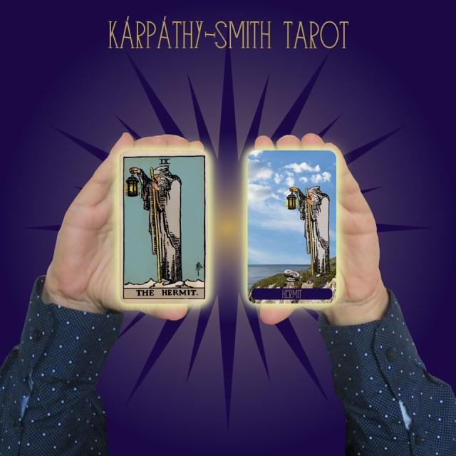 Karpathy-Smith Tarot Hermit