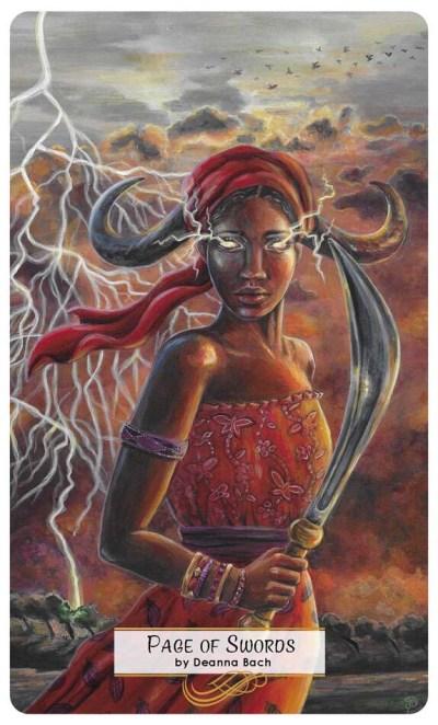 Page of Swords « Tarot by Cecelia