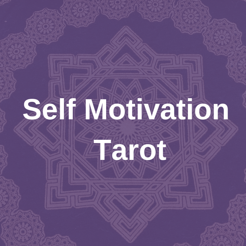 Self motivation tarot