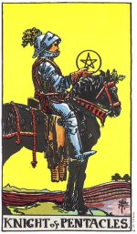 knight of pentacles - May 2015 Tarotscope
