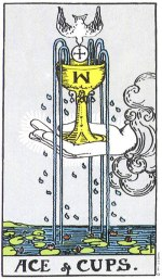 ace of cups - January 2015 Forecast