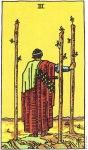 3 of wands - May Wellness Tarotscope