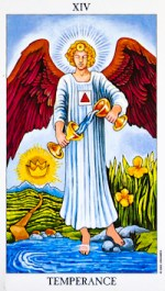 temperance - July 2015 Tarotscope