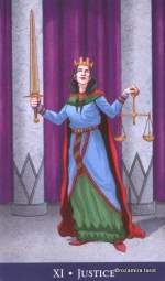 justice - March 2016 Tarotscope